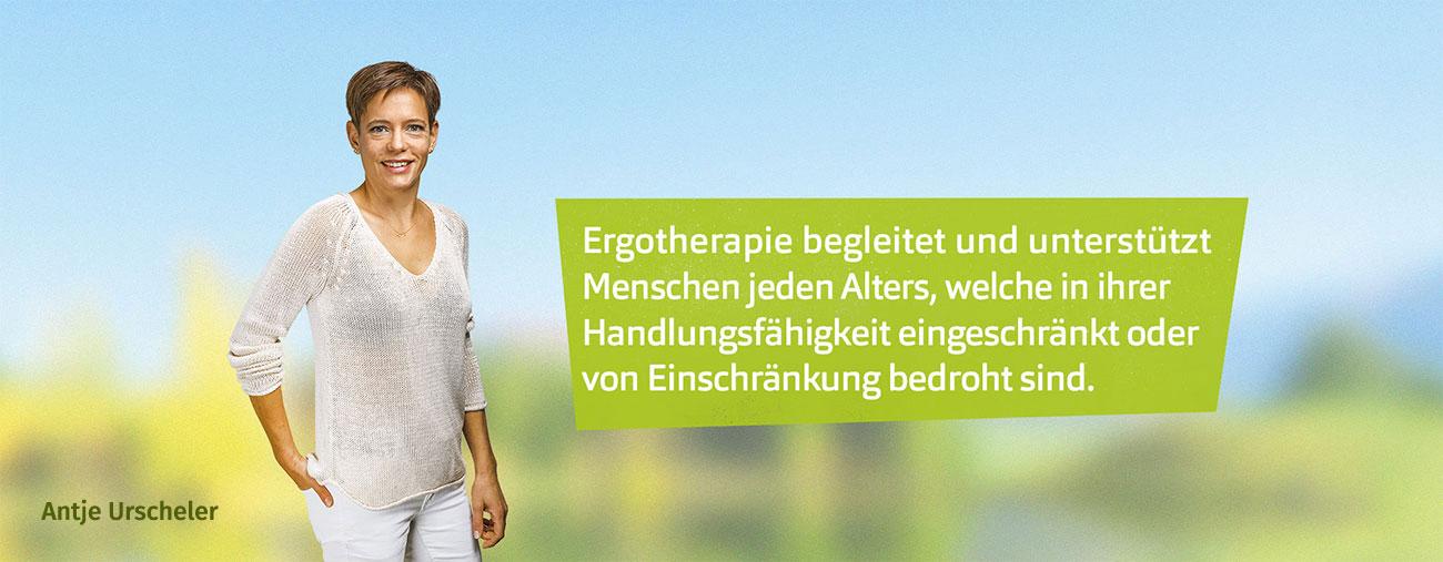 Ergotherapie Liestal Antje Urscheler